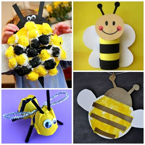 bee art projects for preschool buzzworthy bee crafts for amp craft 641