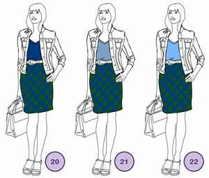 Farben Kombinieren Kleidung : so machen auch muster schlank die relativit t von mustern figurtips ~ Orissabook.com Haus und Dekorationen