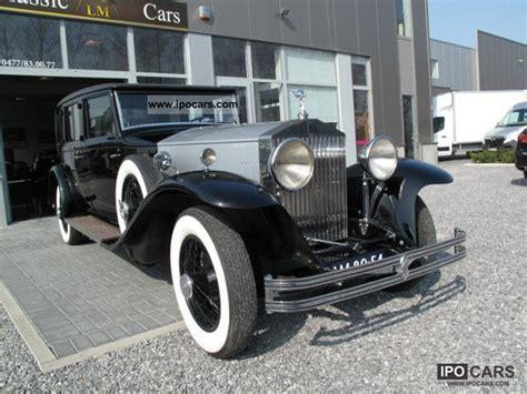 rolls royce phantom ii car photo  specs