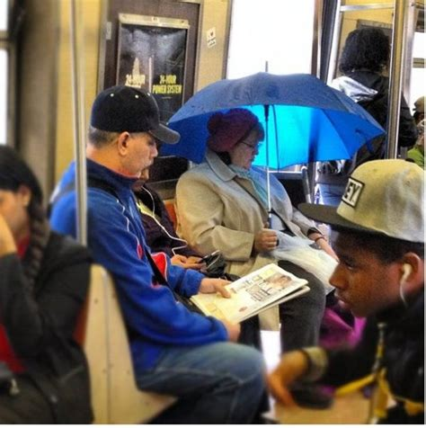 22 Crazy Things You Might Find On The New York City Subway