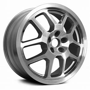 """Replace® - Ford Mustang 2007-2009 18"""" Remanufactured 5 Split Spokes Factory Alloy Wheel"""