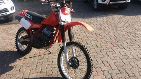 honda xr500 brick7 motorcycle