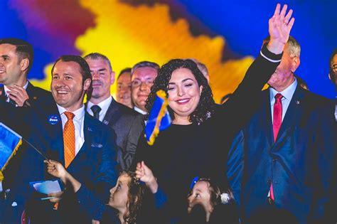 Meclisteki üçüncü tur oylamada, 71 oy olan vjosa osmani kosova'nın yeni cumhurbaşkanı oldu. Vjosa Osmani liderja më e pëlqyer në Kosovë sipas UNDP-së ...