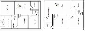 1  Residential Building Sketch  Ground Floor A  And First