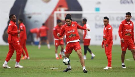 Directv sports (canal 610/1610 hd). Perú vs. Colombia   el posible once titular de la ...