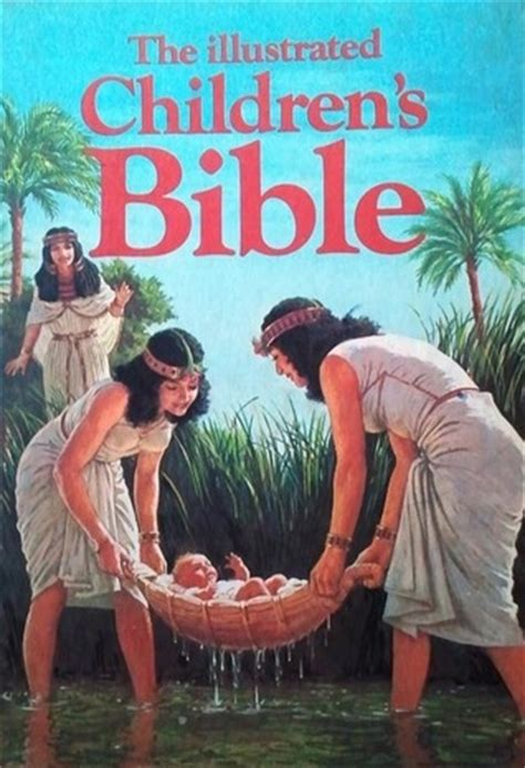 illustrated childrens bible   david christie murray