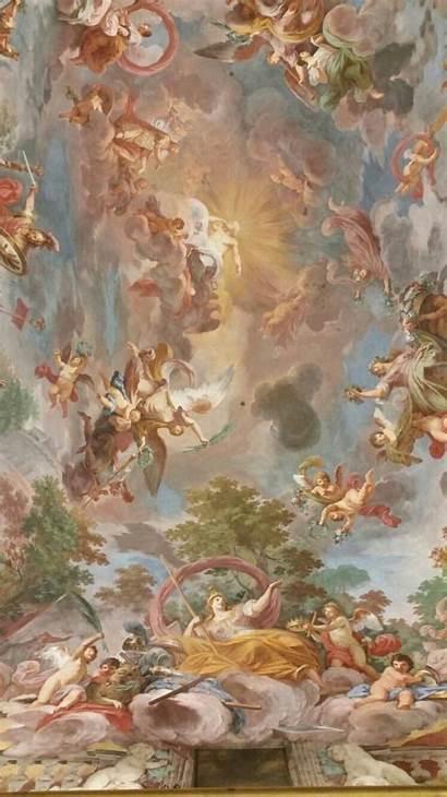 Aesthetic Renaissance Angel Painting Simple Paintings Neo
