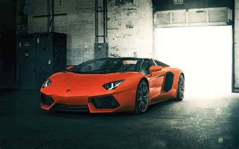 2018 Lamborghini Aventador Lp 700 4 Roadster Wallpaper