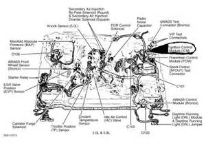 similiar f engine diagram keywords 1995 ford f 150 95 f 150 p u turns over but no
