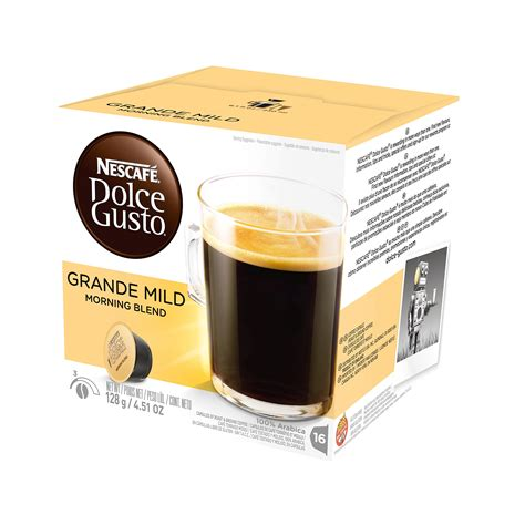 dolce gusto nescaf 201 dolce gusto coffee capsules caf 233 lungo 48 single serve pods makes 48 cups 48