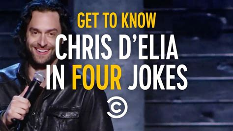 Chris D'Elia Imagine Joke