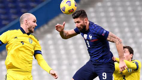 France defeats Sweden in UEFA Nations League 4-2 – Jaweb ...