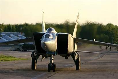 Mig Russian Foxbat Military 25ru Fighter Jet