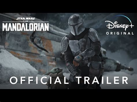 Let's Go Find A Jedi! First Trailer For 'The Mandalorian 2 ...