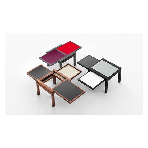 appliques cuisine table basse personnalisable et modulable trio