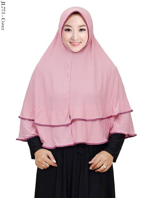 hijab syari jersey tutorial hijab terbaru