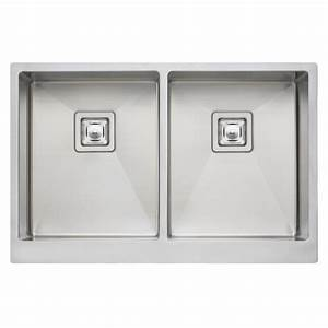 buy oliveri professional series double bowl undermount With best brand of paint for kitchen cabinets with art deco wall mount mailbox