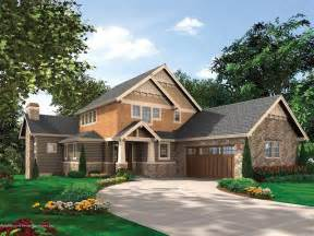 home design articles the iverson craftsman home plan offers easy 2 living
