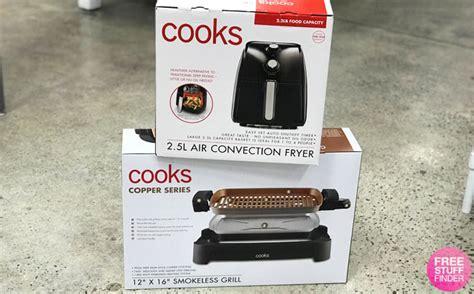 fryer grill air copper jcpenney cooks friday smokeless reg deals 5l freestufffinder