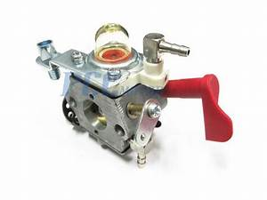 Mini Pocket Bike Hp Carburetor 33 47 49cc Walbro Ca20