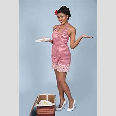 Farmer Girl  Bettie Page Clothing Super Cute Romper A Character In The 39 Steps Is Wearing In