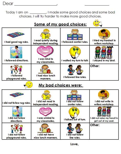 Best 25+ Kindergarten Behavior Ideas On Pinterest  Positive Behavior Chart, Positive Behavior