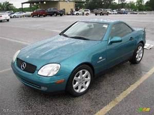Mercedes Benz Slk 230 Kompressor 1998 : 1998 calypso green metallic mercedes benz slk 230 ~ Jslefanu.com Haus und Dekorationen