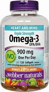 Omega Dha Triple Strength