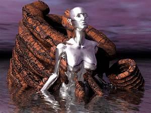 Rost Im Wasser : rebirth rost digital wasser surreal von peter fey bei kunstnet ~ Watch28wear.com Haus und Dekorationen