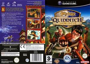 Harry Potter Quidditch World Cup Iso