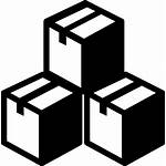 Inventory Icon Icons Warehouse Transparent Clipart Svg