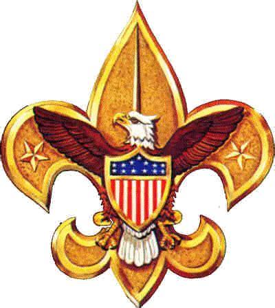 BSA Logo Trefoil - Gold