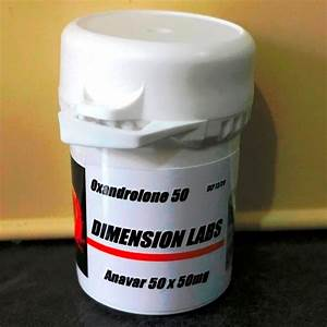 Dimension Labs Oxandrolone 50mg Tablets For Sale Online