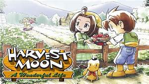 Video Can Harvest Moon Still Promise A Wonderful Life On