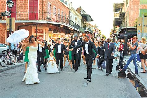A Guide To Wedding Second Lines