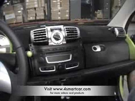 smart 451 radio how to remove the radio in a smart car 451