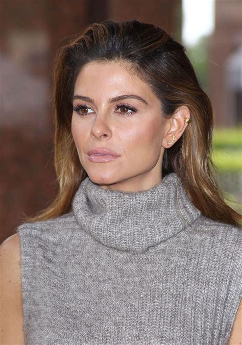 Maria Menounos News Set Los Angeles October