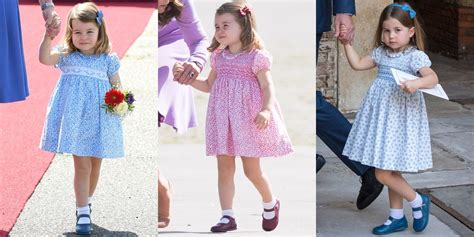 Why Princess Charlotte Always Wears Dresses, Never Pants