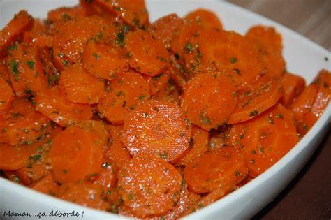 cuisine coriandre salade de carottes à l 39 orientale maman ça déborde