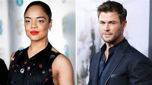 Tessa Thompson to Join Chris Hemsworth in 'Men in Black ...