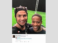 FIFA 18 Cristiano Ronaldo joins Hunter on The Journey