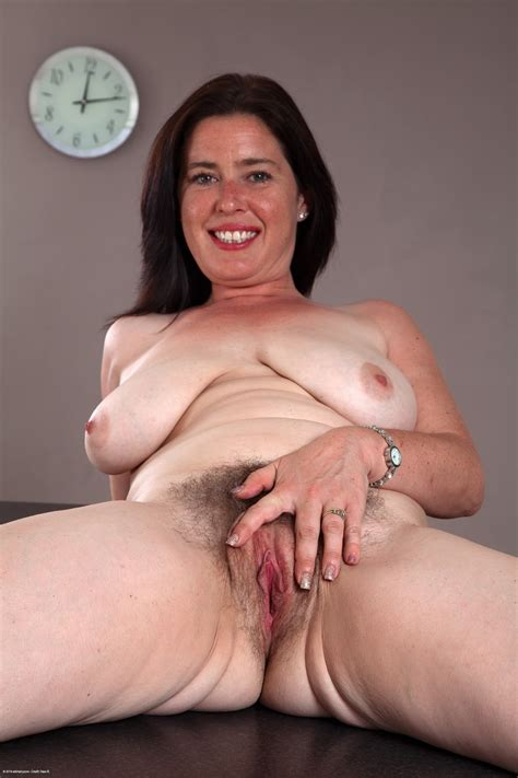 Mature Hairy Janey