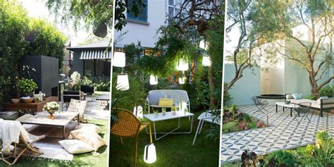 petit jardin  amenagements reperes sur pinterest
