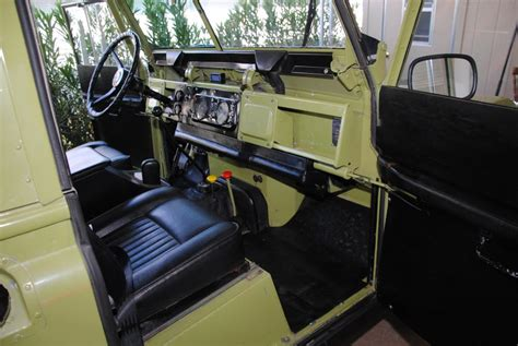 land rover  series iia fully restored land rover