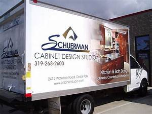 Vehicle wraps car wrap signage full car wraps for Kitchen cabinets lowes with stickers for pickup trucks