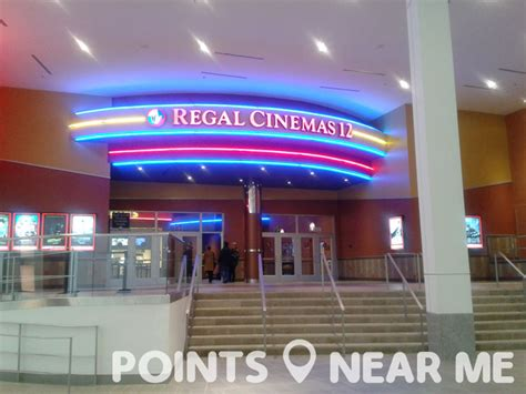 regal cinemas   points