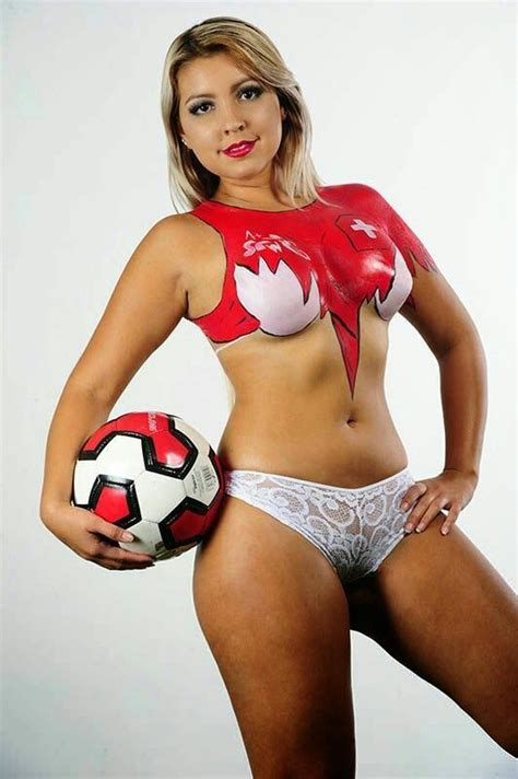 99 Best Images About Body Paint Sports Edition On