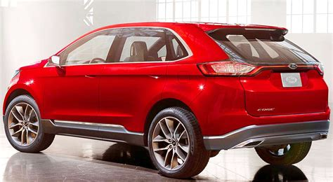 2019 Ford Edge Sport 2019 ford edge sport engine and release date just car review