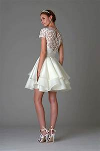 what are some cool informal wedding dress ideas the With baby doll wedding dresses