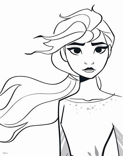 Frozen Coloring Ii Kleurplaten Elsa Yourself Diakakis